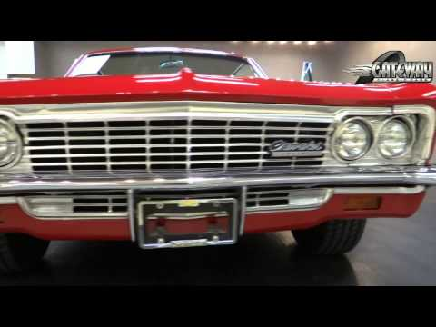 1966 Chevrolet Impala SS for sale at Gateway Classic Cars in St. Louis