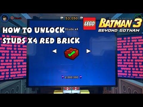 Lego Batman 3 Cheat Codes! 18 Characters Unlocked 5 Red ...