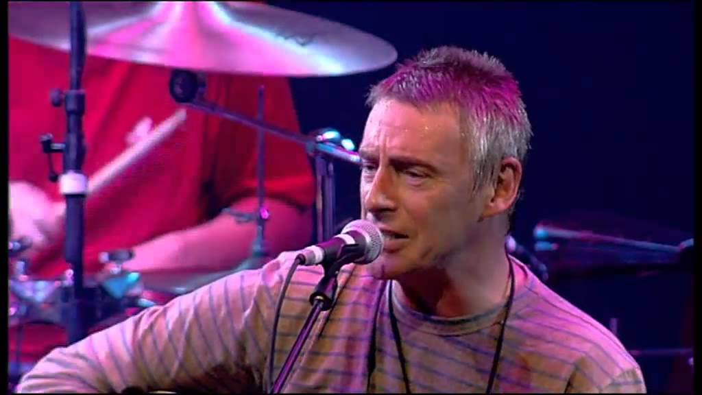 Paul Weller Live 2002 A Man Of Great Promise Youtube