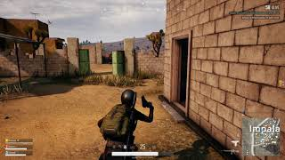 PLAYERUNKNOWN'S BATTLEGROUNDS: Double kill | Shot with GeForce