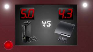 Xbox 360 Elite vs. PS3 Slim