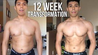 My 12 Week Summer Shredding Transformation
