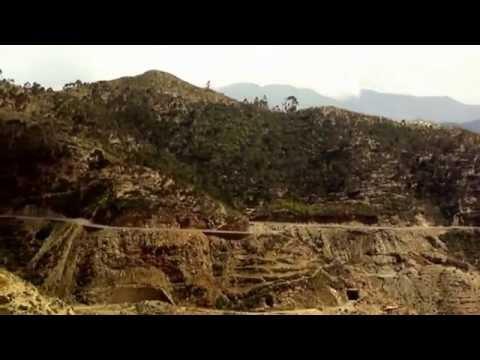 ERITREA: Drive to Redsea coast of Massawa via Asmara Part 8