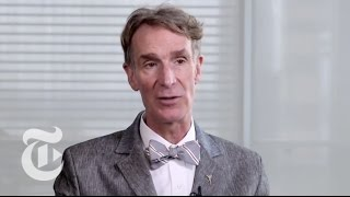 Bill Nye the Science Guy vs. Climate Change and Evolution Deniers | The New York Times