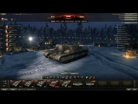 World of Tanks - AT-15 Tier 8 Tank Destroyer