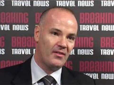 Simon Gregory, Director Band Development & Markets, Tourism Ireland @ WTM 2007