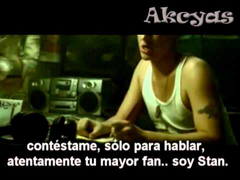 Eminem ft Dido - Stan subtitulada al español