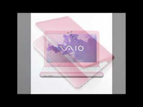 560  Sony VAIO VPCEG34FX P Sale 14 Inch Laptop Pink Best Price 2012   YouTube