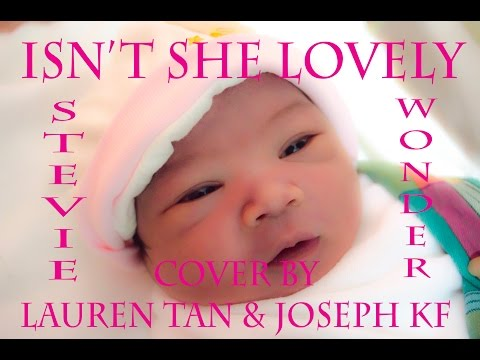 Isn't She Lovely(scarlett Ava Fraude) Cover By Lauren Tan Melaka, Malaysia Wedding Band video