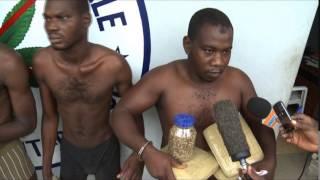 RTI: Bouaké/Sécurité : des trafiquants de drogue aux arrêts