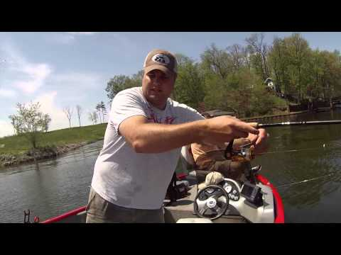 Crappie Fishing 5-10-14 INDIANA HUNTER