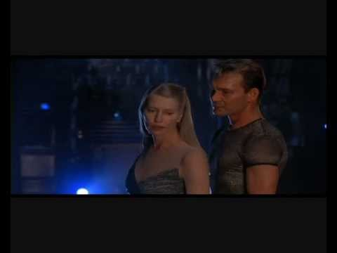 Patrick Swayze & Lisa Niemi - When You Dance
