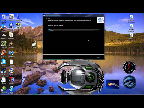 Como descargar e instalar Media Player Classic (K-Lite_Codec_Pack)