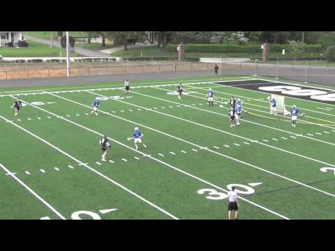 Kiski School Boys Lacrosse vs Mercersburg Academy Highlight Video 5-16-14