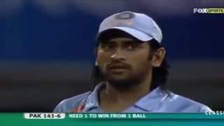 India vs pakistan t20 worldcup -TIE