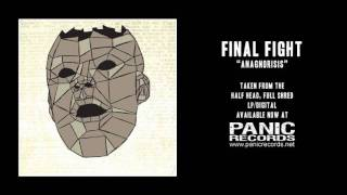Watch Final Fight Anagnorisis video