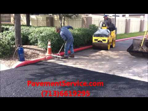 Houston Paving Asphalt Repair