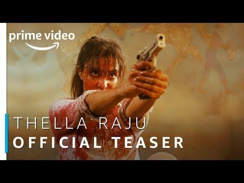 Thella Raju | Official Teaser | Telugu TV Series | Prime Exclusive | Amazon Prime Video