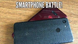 LG G8 VS Pixel 3