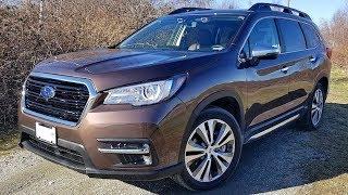 2019 Subaru Ascent  // Consumer Reports Top Pick