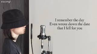 Download lagu Here's Your Perfect - Jamie Miller Flukie Cover   lyrics   lirik