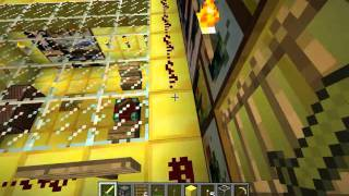 Minecraft My Golden house