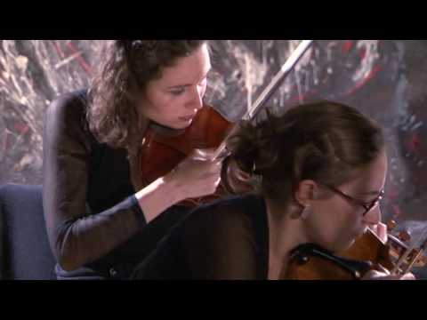 Ardeo Quartet plays Ligeti (String Quartet Nº 1) 3/3 Music Videos