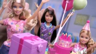 Barbie Chelsea Birthday Party - Fashion Doll Playsets
