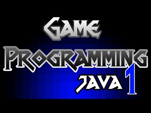 Java Game Programming #1 - Window