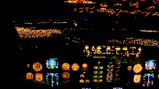HD Final APP and Landing at Chihuahua Airport Excelent View