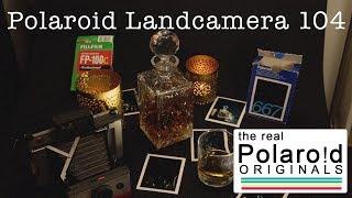 Polaroid Originals? Aber ja!: Meine Polaroid Landcamera 104 Automatic