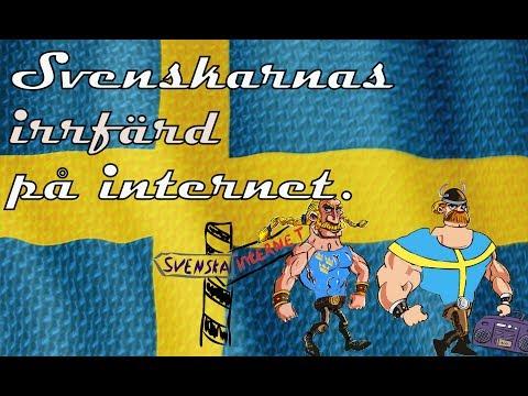 Svenskarnas irrfärd på internet SWE