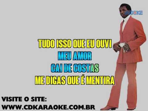 Evaldo Braga   Mentira