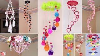 10 Genius ... DIY Wall Hanging Ideas !!! DIY Room Decor