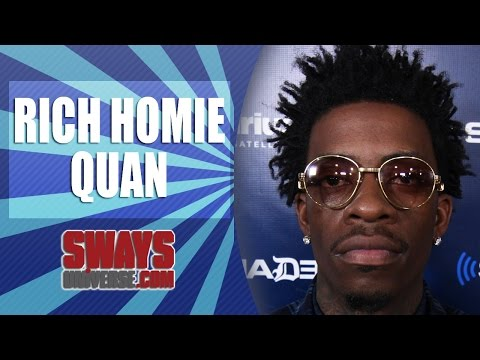 Rich Homie Quan Addresses Gay Rumors, Updates Father Condition And Rich Gang cash Money Signing video