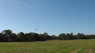 RC Dynam Hawk Sky - 5-4-2010 - Flight 1