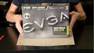 EVGA GTX 670 2Gb Review