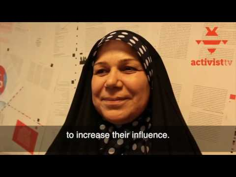 How to politically engage women in South-Iraq? Fatima explains.