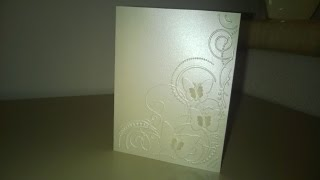 TUTORIAL BIGLIETTO AUGURI PORTA SOLDI - HOW TO MAKE A MONEY HOLDER CARD