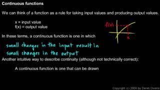 Calculus 02.05 a Continuity