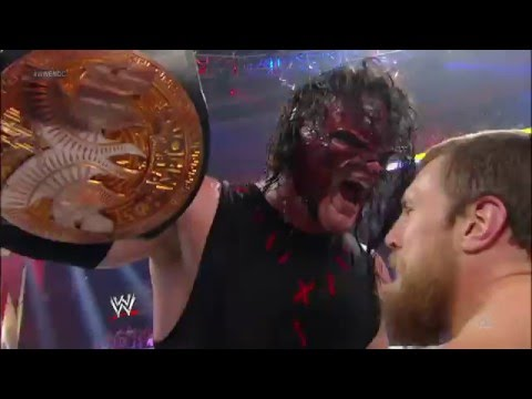 Team Hell No wins the WWE Tag Team Championships: Night of Champions 2012