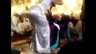 Hijab Arab Girl Dance Super Malaya Dance 2014