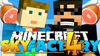 Minecraft: SkyFactory 4 - WE ARE CHUNKY?! [26]