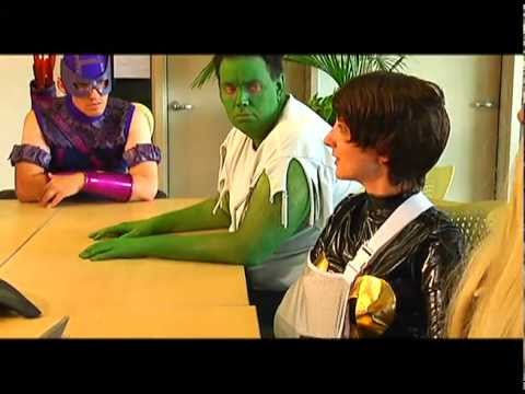 Avengers Assemble! Episode 2: Jobs
