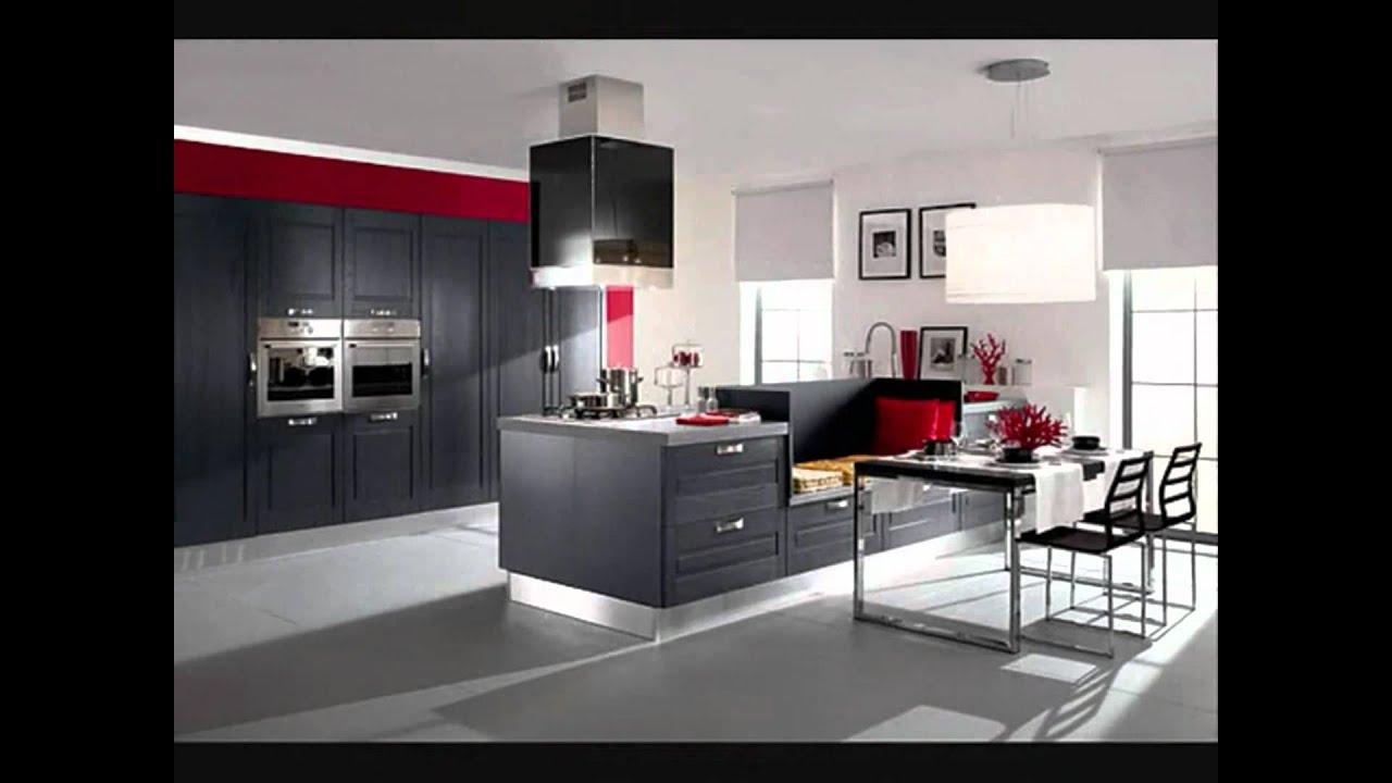 Cocinas modernas parte 1 muebles garca - Cocinas espectaculares modernas ...