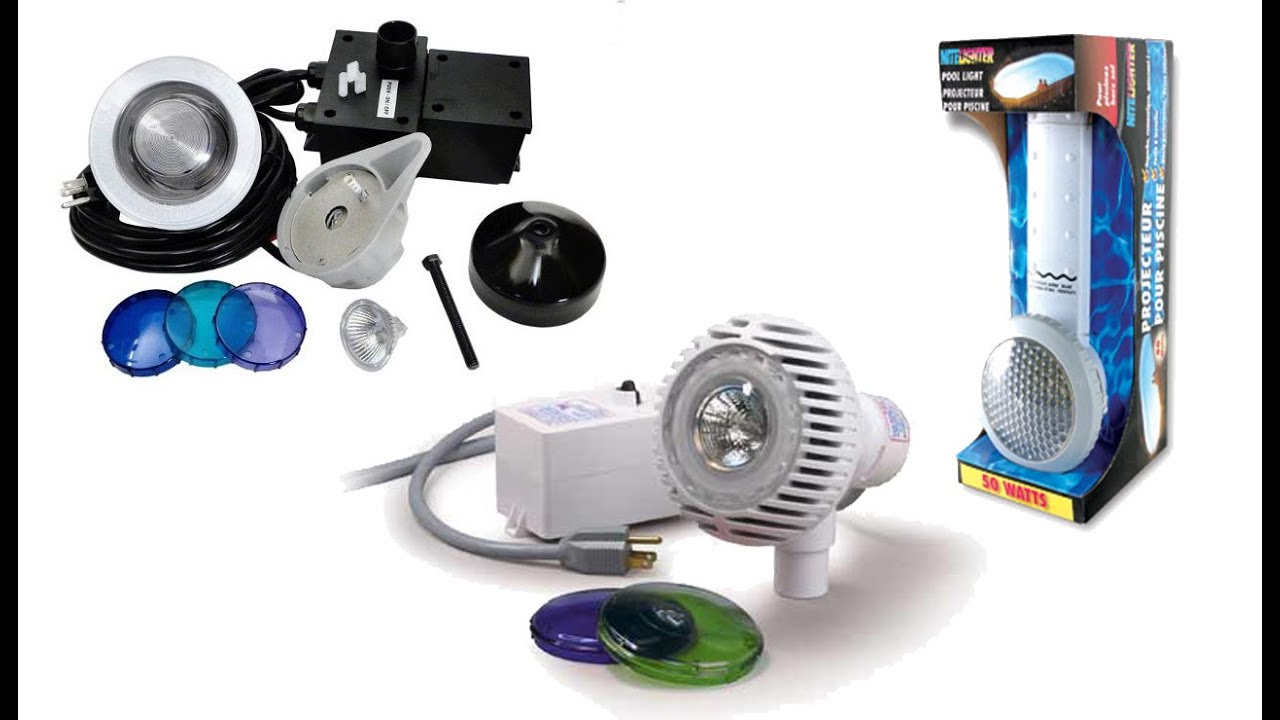 Above ground pool lights essential above ground pool for Above ground pool buying guide