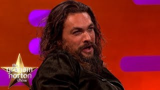 Jason Momoa's Mother Has BRILLIANT Advice For Dancing | The Graham Norton Show