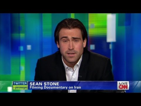 Sean Stone discusses Mahmoud Ahmadinejad