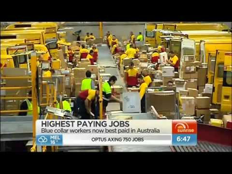 australias highest paying jobs