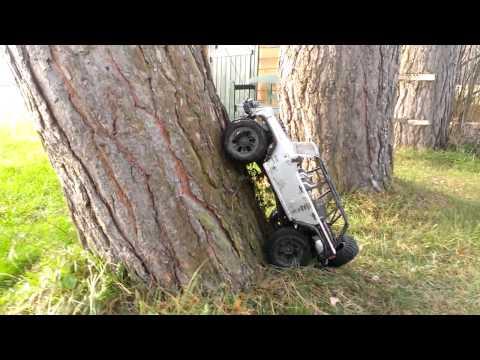 RC Winch (Seilwinde) Treeclimb